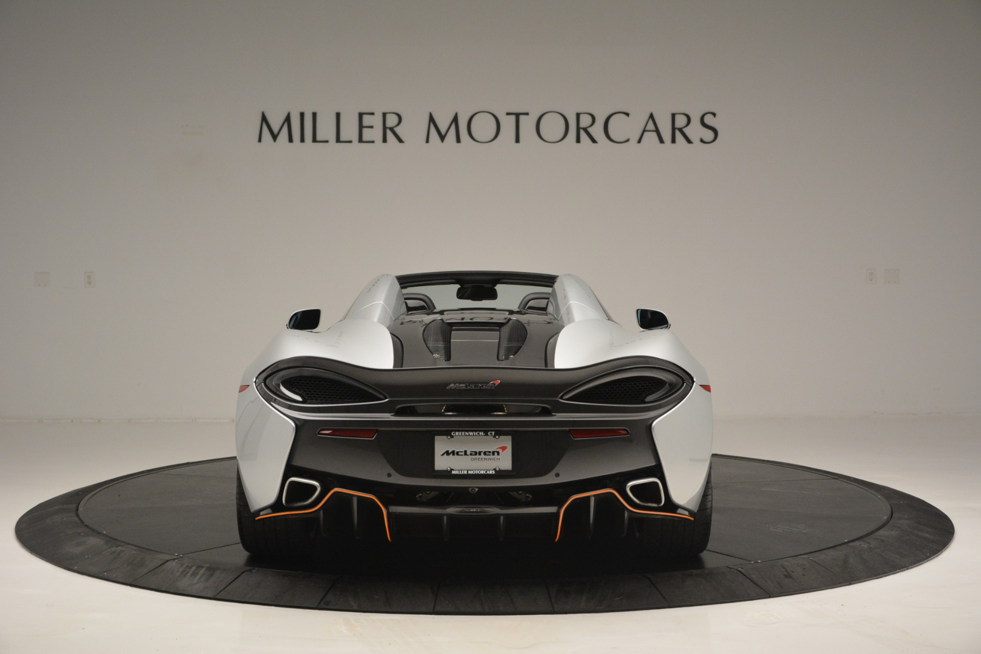 Used 2018 McLaren 570S Spider For Sale In Greenwich, CT 2340_p6