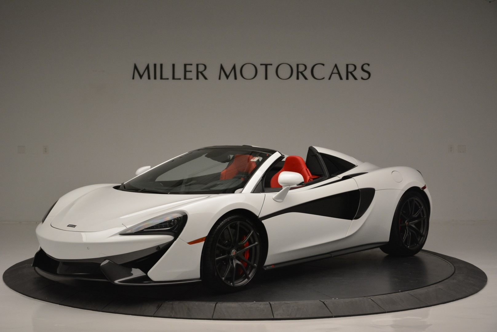 Used 2018 McLaren 570S Spider For Sale In Greenwich, CT 2341_p2