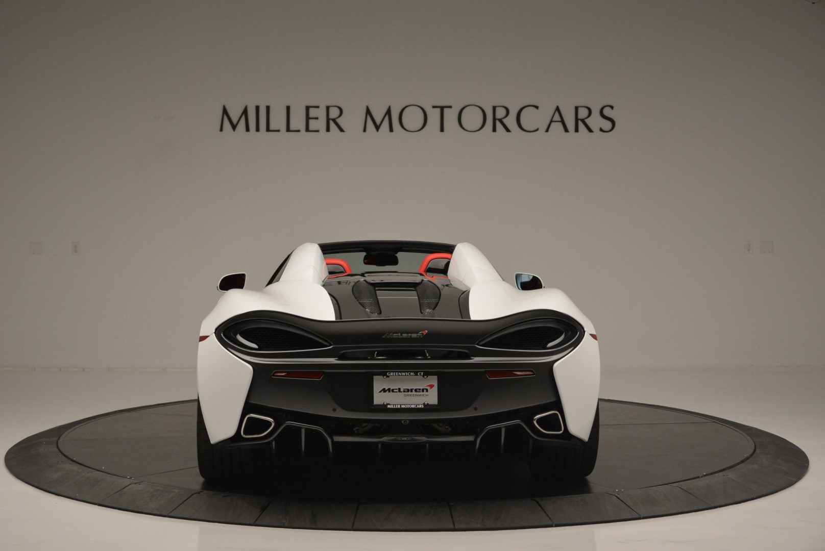Used 2018 McLaren 570S Spider For Sale In Greenwich, CT 2341_p6