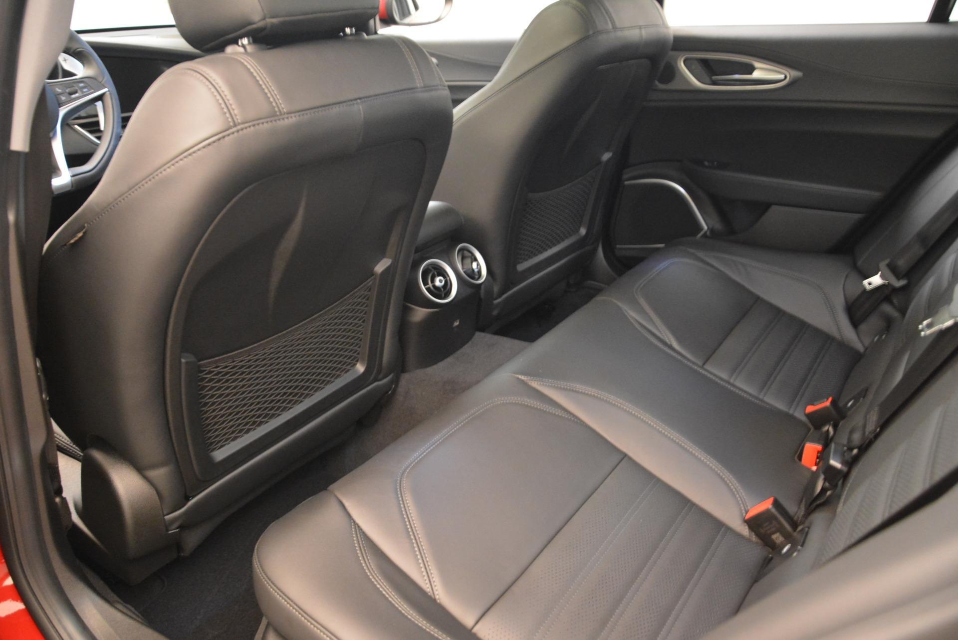 New 2018 Alfa Romeo Giulia Ti Sport Q4 For Sale In Greenwich, CT 2346_p16