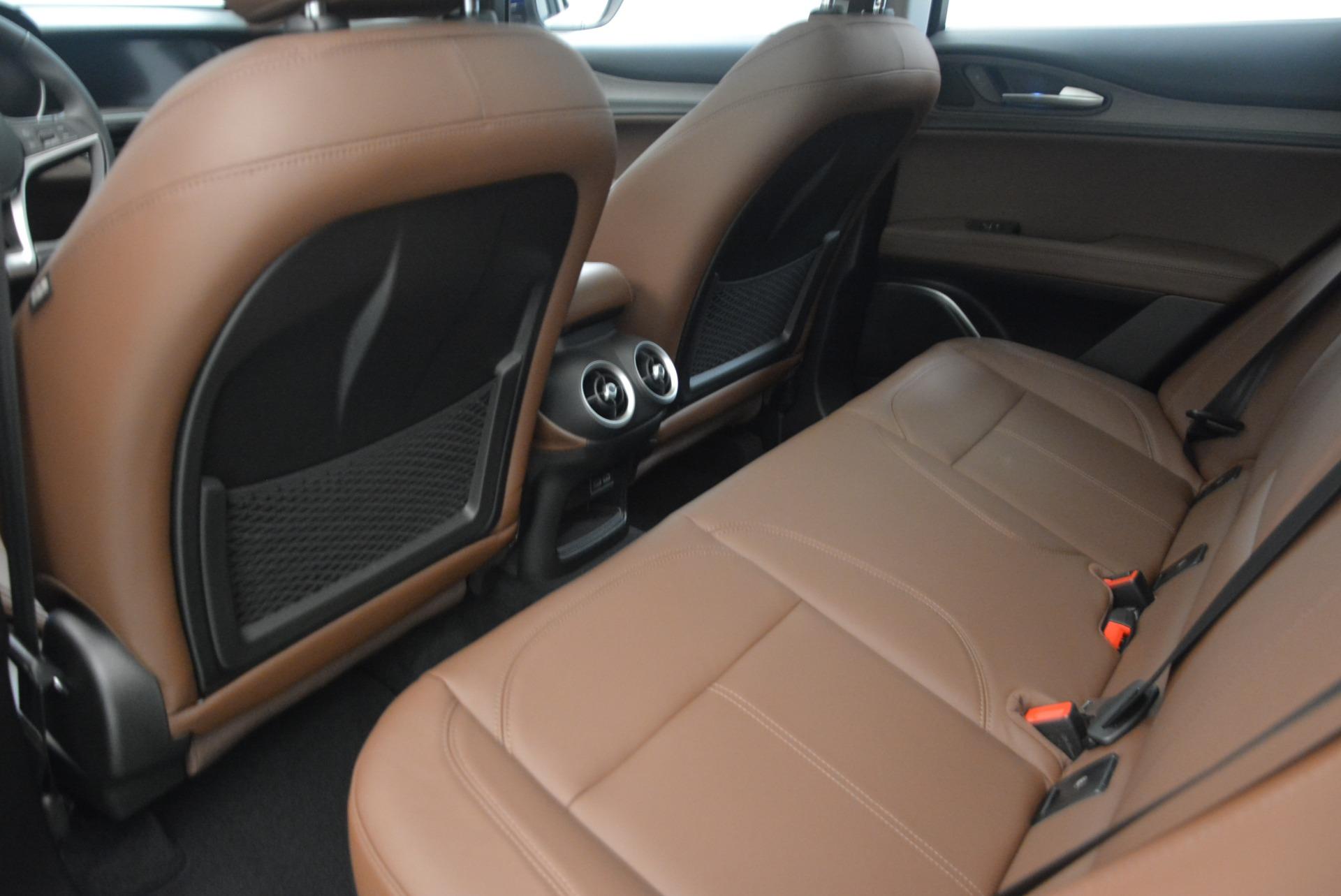 New 2018 Alfa Romeo Stelvio Ti Q4 For Sale In Greenwich, CT 2349_p16
