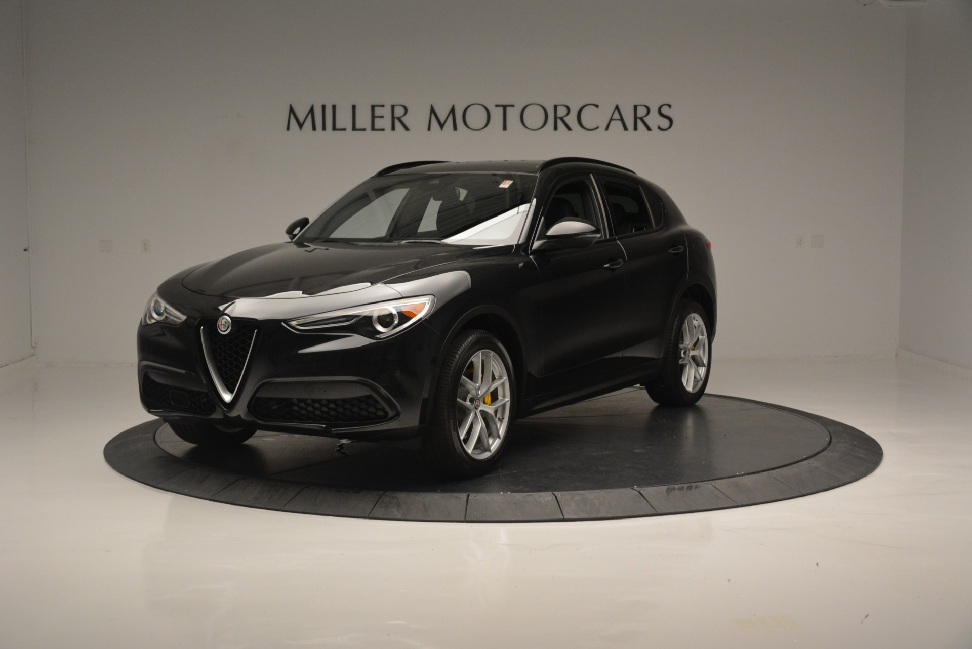 New 2018 Alfa Romeo Stelvio Ti Sport Q4 For Sale In Greenwich, CT 2352_p2