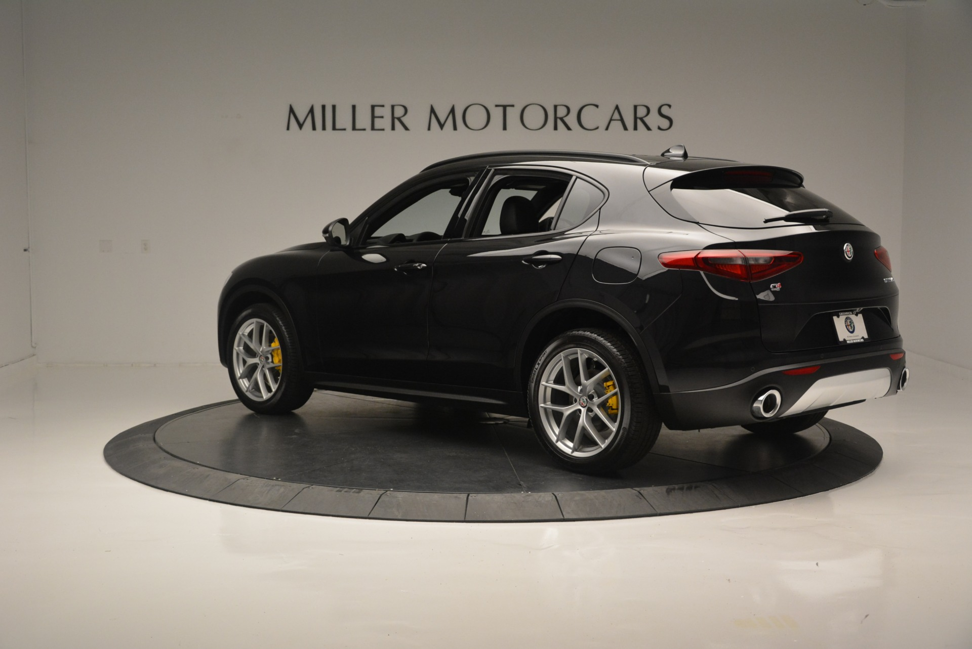 New 2018 Alfa Romeo Stelvio Ti Sport Q4 For Sale In Greenwich, CT 2352_p6