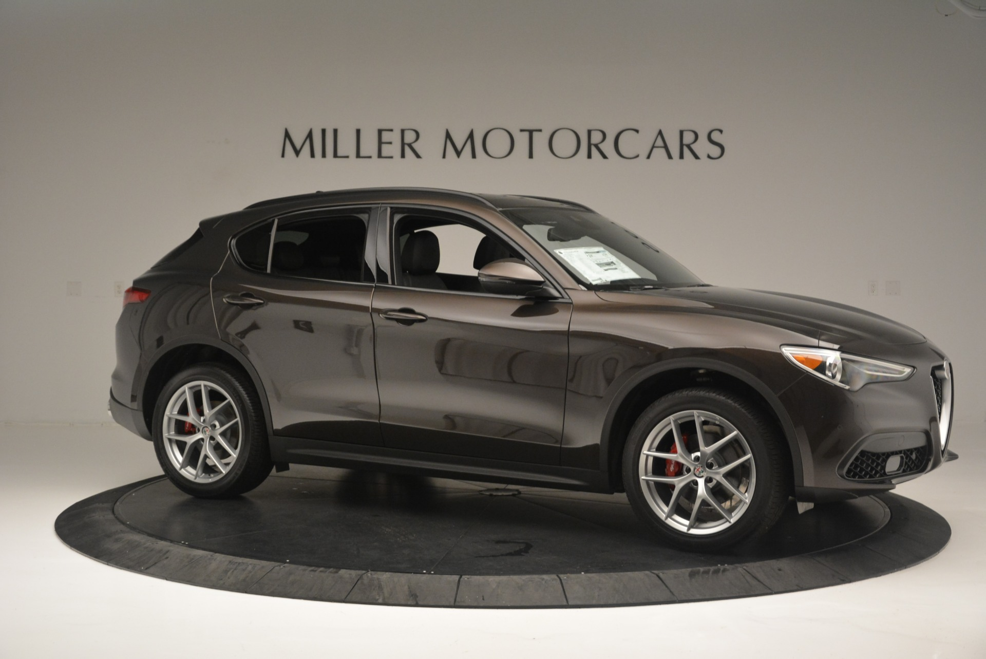 New 2018 Alfa Romeo Stelvio Ti Sport Q4 For Sale In Greenwich, CT 2354_p10