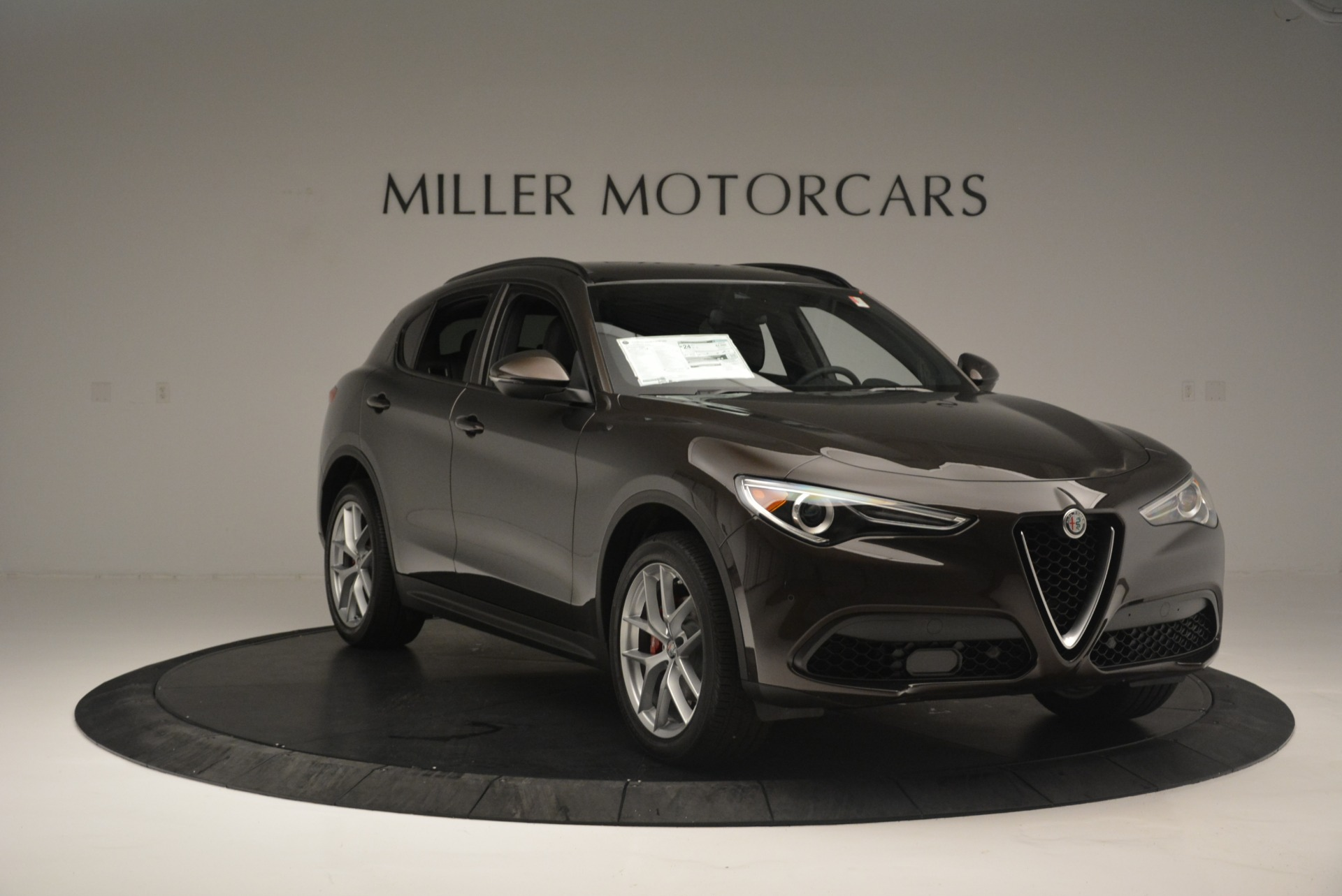 New 2018 Alfa Romeo Stelvio Ti Sport Q4 For Sale In Greenwich, CT 2354_p11