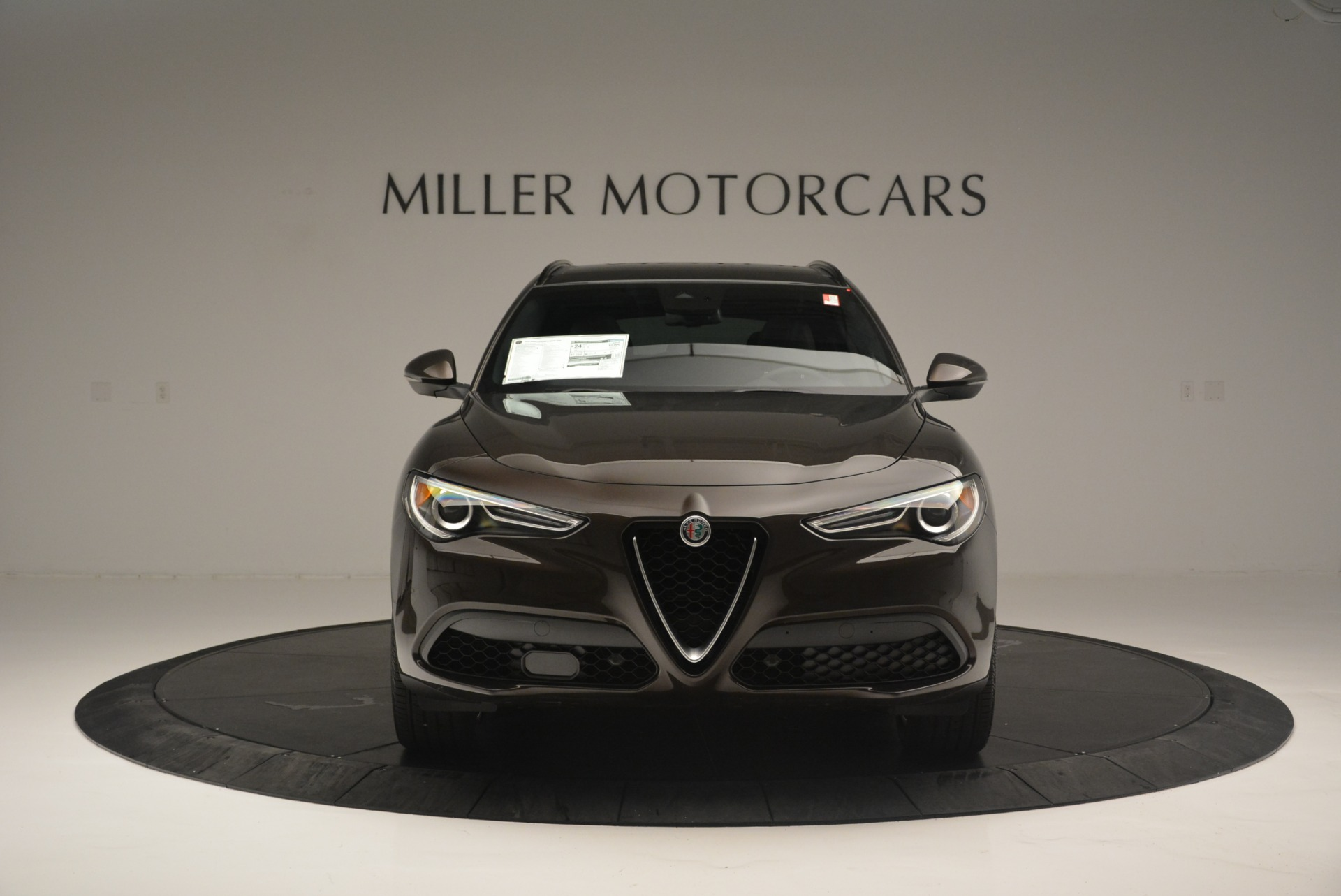 New 2018 Alfa Romeo Stelvio Ti Sport Q4 For Sale In Greenwich, CT 2354_p12