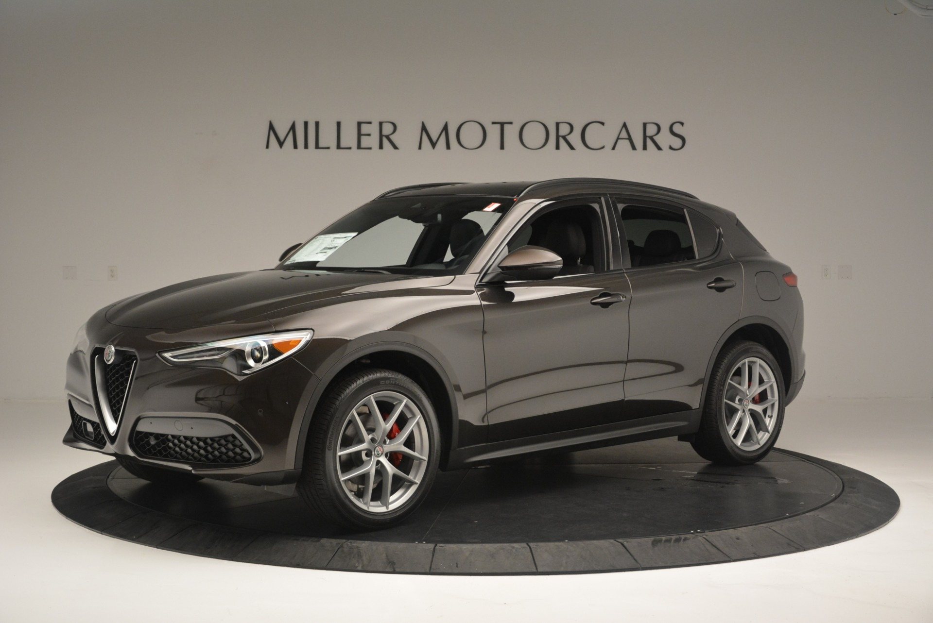 New 2018 Alfa Romeo Stelvio Ti Sport Q4 For Sale In Greenwich, CT 2354_p2