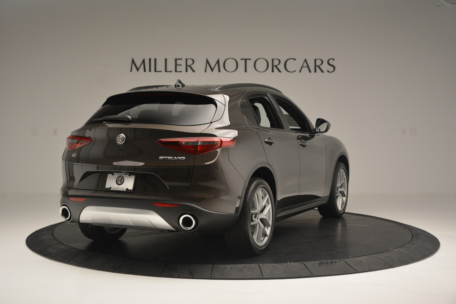 New 2018 Alfa Romeo Stelvio Ti Sport Q4 For Sale In Greenwich, CT 2354_p7