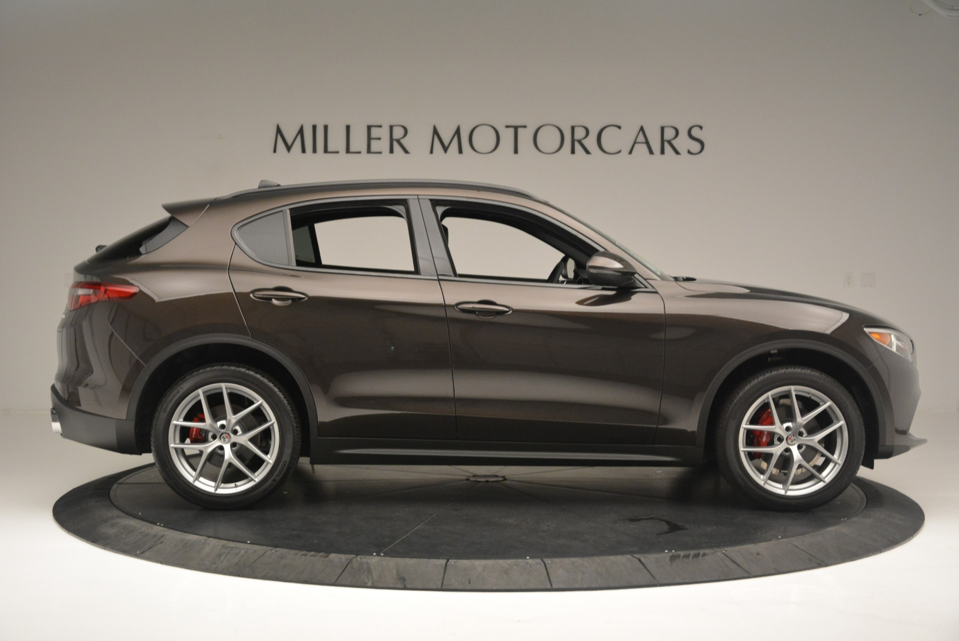 New 2018 Alfa Romeo Stelvio Ti Sport Q4 For Sale In Greenwich, CT 2354_p9