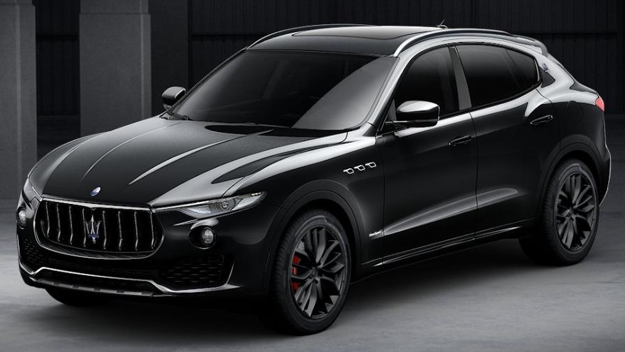 New 2018 Maserati Levante SQ4 GranSport Nerissimo For Sale In Greenwich, CT 2357_main
