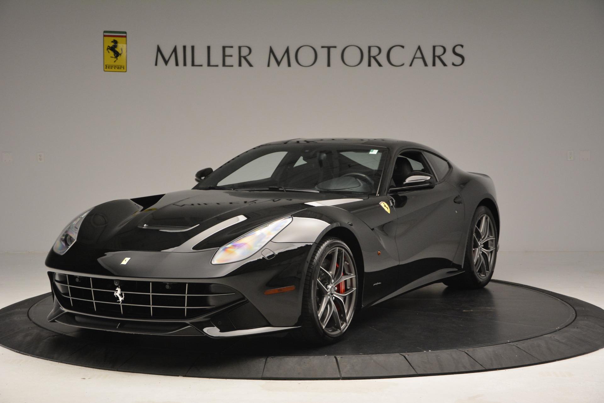 Used 2014 Ferrari F12 Berlinetta  For Sale In Greenwich, CT 2358_main