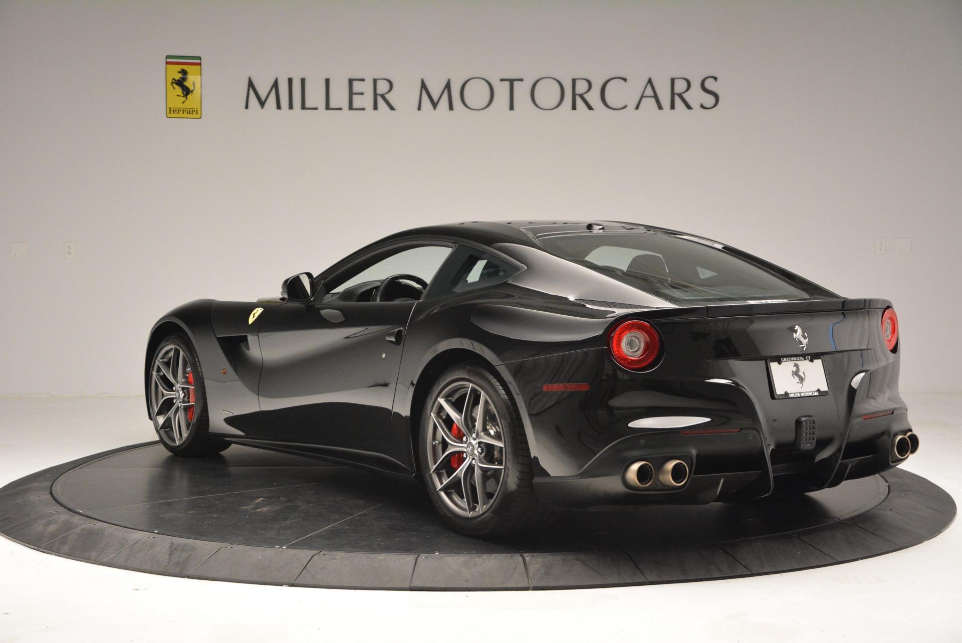 Used 2014 Ferrari F12 Berlinetta  For Sale In Greenwich, CT 2358_p5