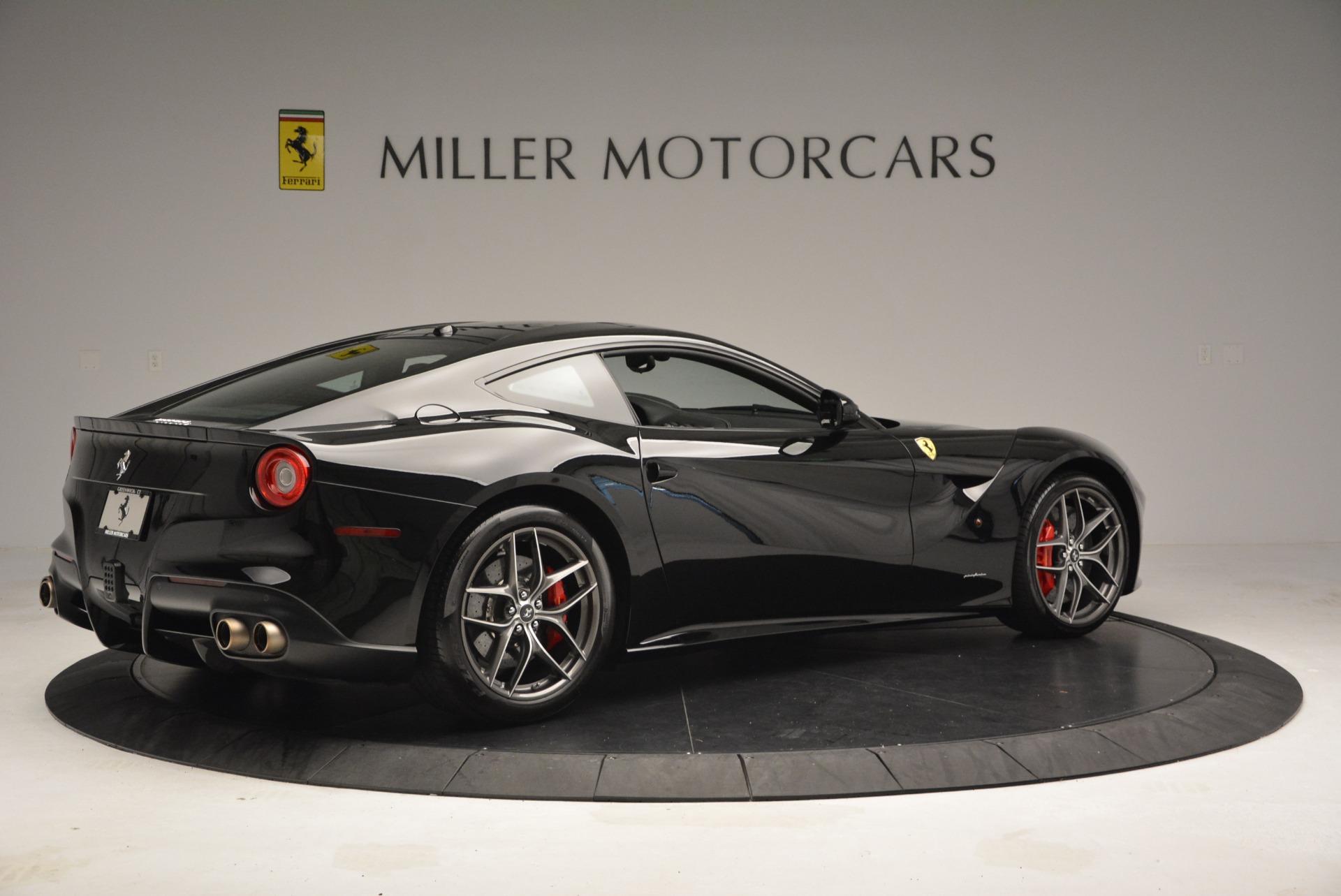 Used 2014 Ferrari F12 Berlinetta  For Sale In Greenwich, CT 2358_p8