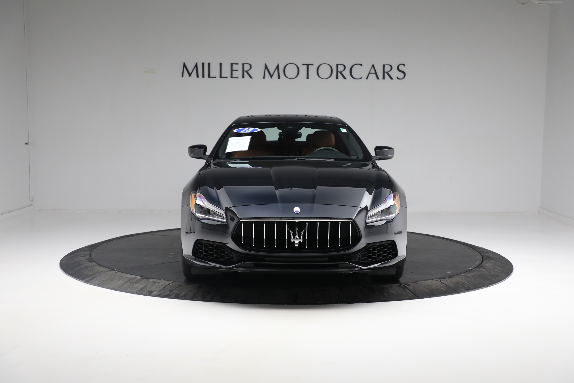 New 2018 Maserati Quattroporte S Q4 For Sale In Greenwich, CT 2359_p2