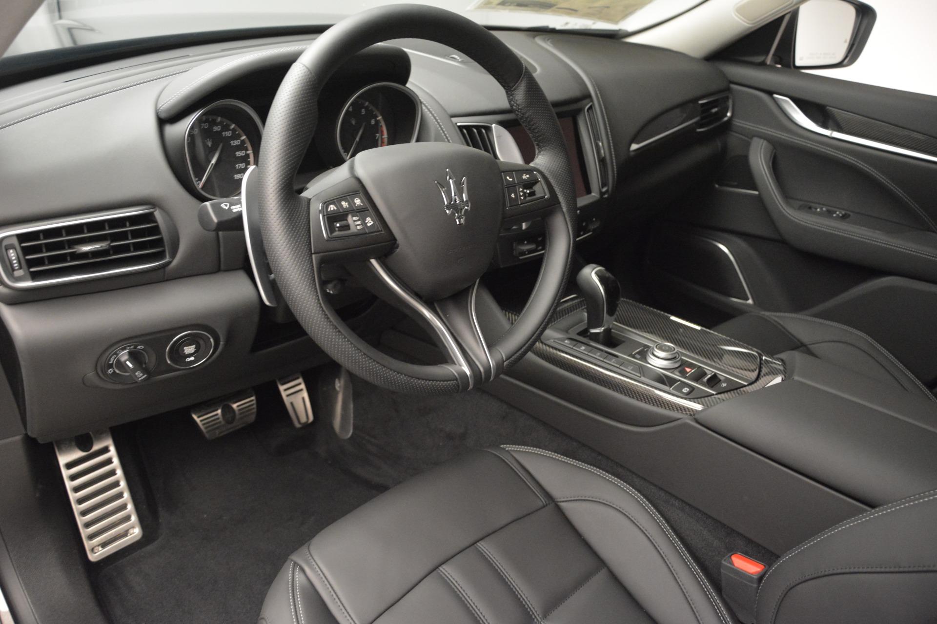 New 2018 Maserati Levante S Q4 GranSport For Sale In Greenwich, CT 2360_p15