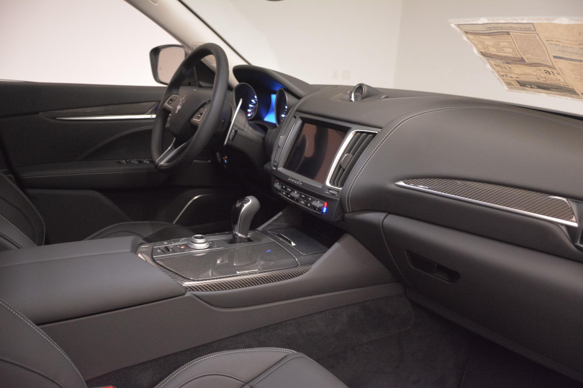 New 2018 Maserati Levante S Q4 GranSport For Sale In Greenwich, CT 2360_p19