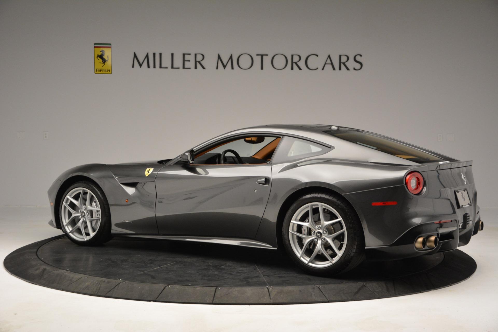 Used 2014 Ferrari F12 Berlinetta  For Sale In Greenwich, CT 2361_p4