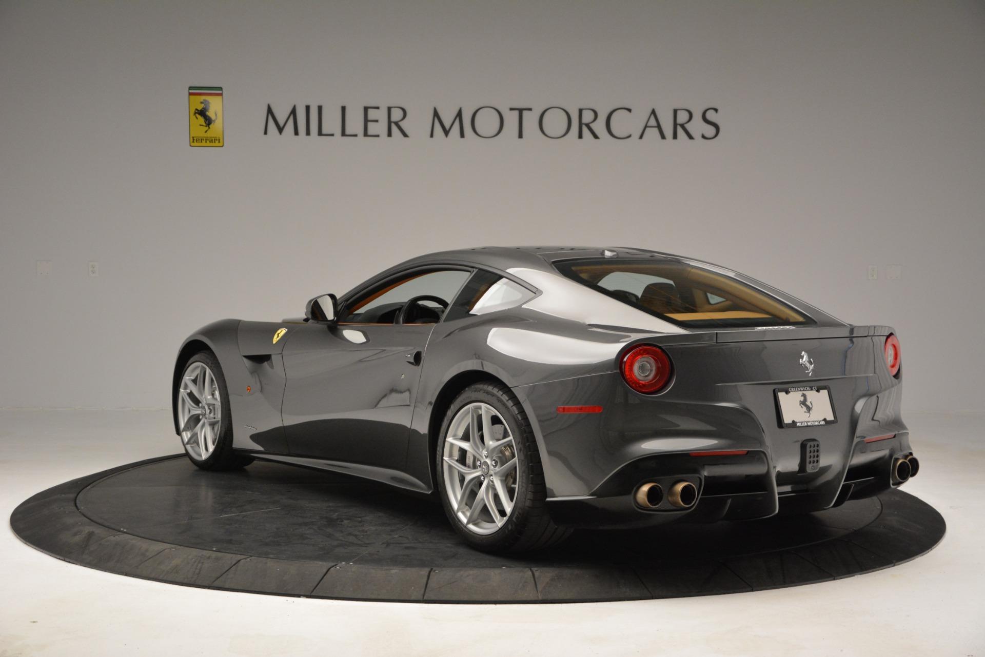 Used 2014 Ferrari F12 Berlinetta  For Sale In Greenwich, CT 2361_p5