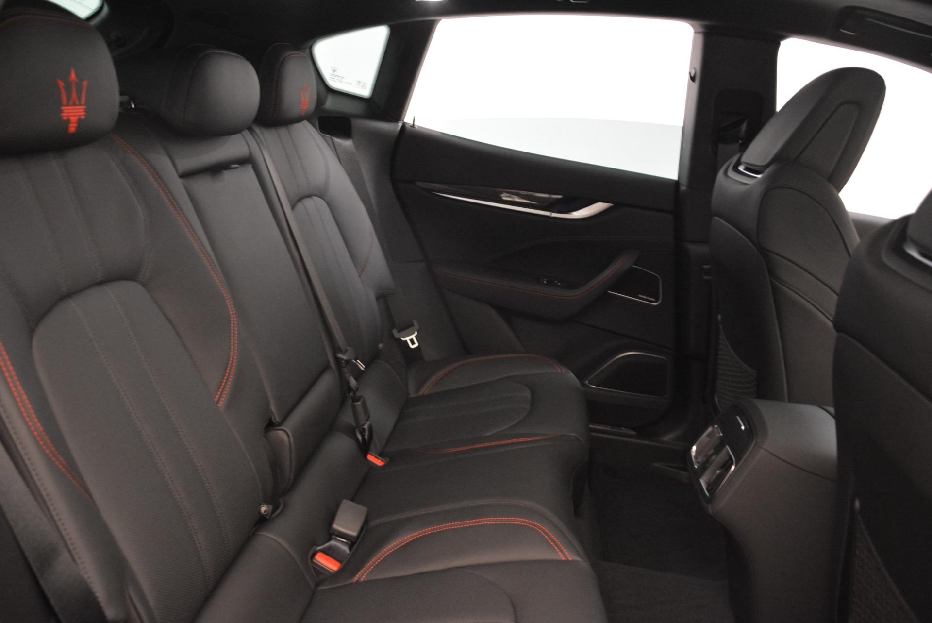 New 2018 Maserati Levante S Q4 GranSport For Sale In Greenwich, CT 2362_p26