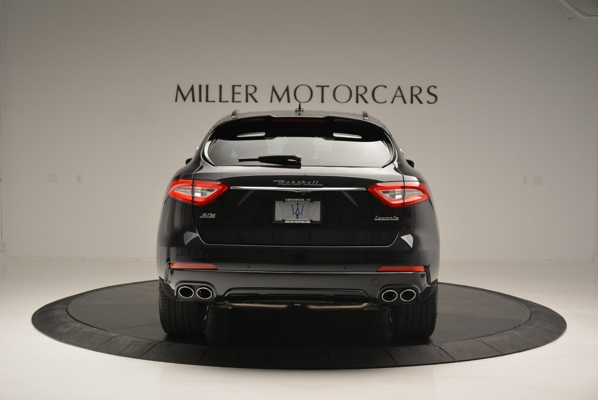 New 2018 Maserati Levante S Q4 GranSport For Sale In Greenwich, CT 2362_p6