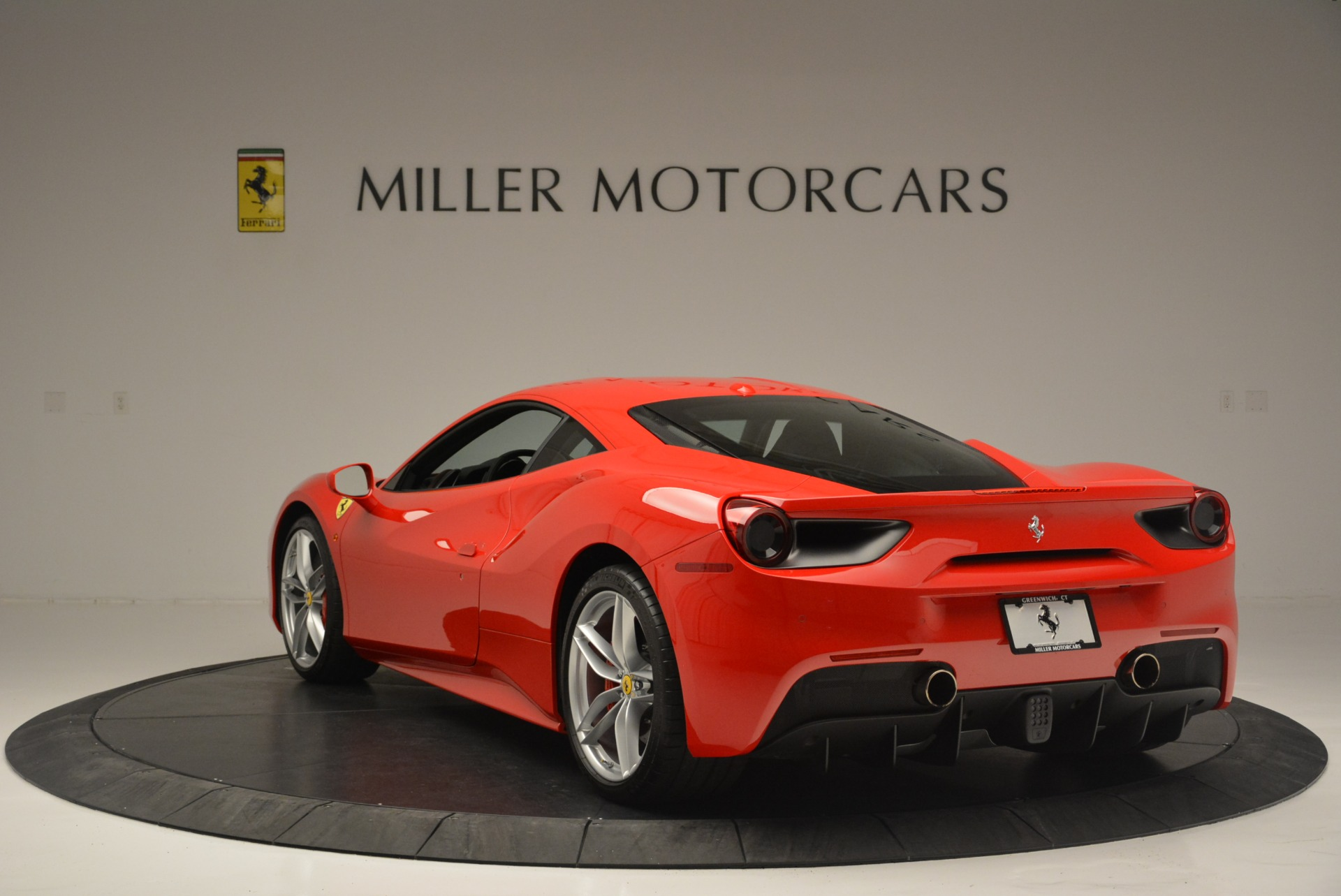 Used 2017 Ferrari 488 GTB  For Sale In Greenwich, CT 2365_p5