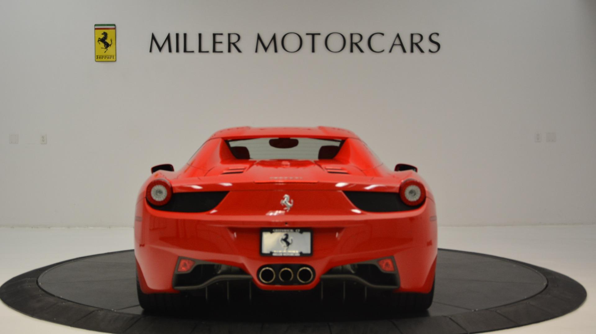 Used 2015 Ferrari 458 Spider  For Sale In Greenwich, CT 2369_p19