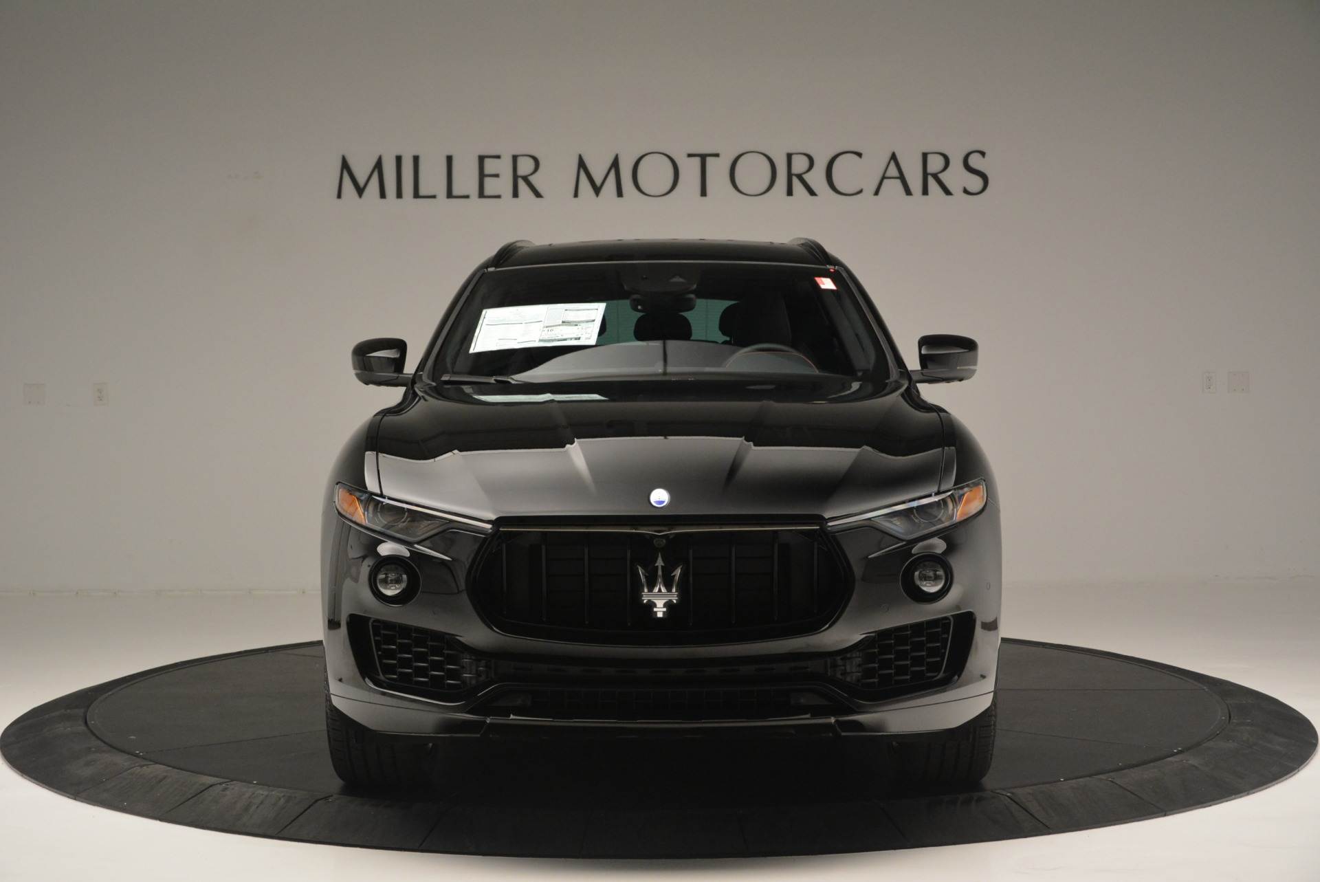 New 2018 Maserati Levante S Q4 GranSport Nerissimo For Sale In Greenwich, CT 2370_p12