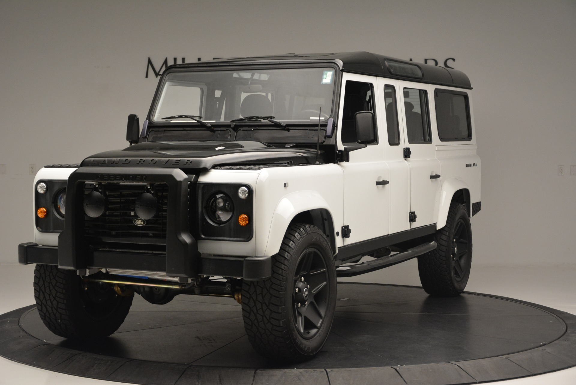 Used 1994 Land Rover Defender 130 Himalaya For Sale In Greenwich, CT 2374_main