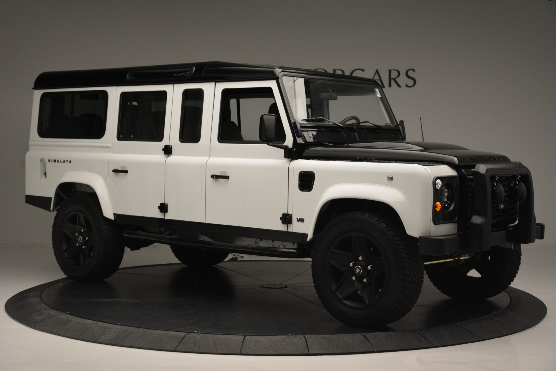 Used 1994 Land Rover Defender 130 Himalaya For Sale In Greenwich, CT 2374_p11