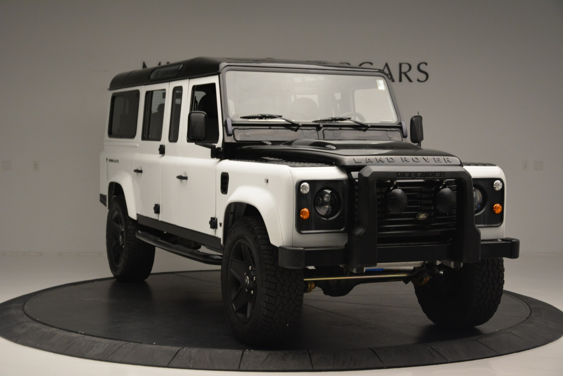 Used 1994 Land Rover Defender 130 Himalaya For Sale In Greenwich, CT 2374_p12