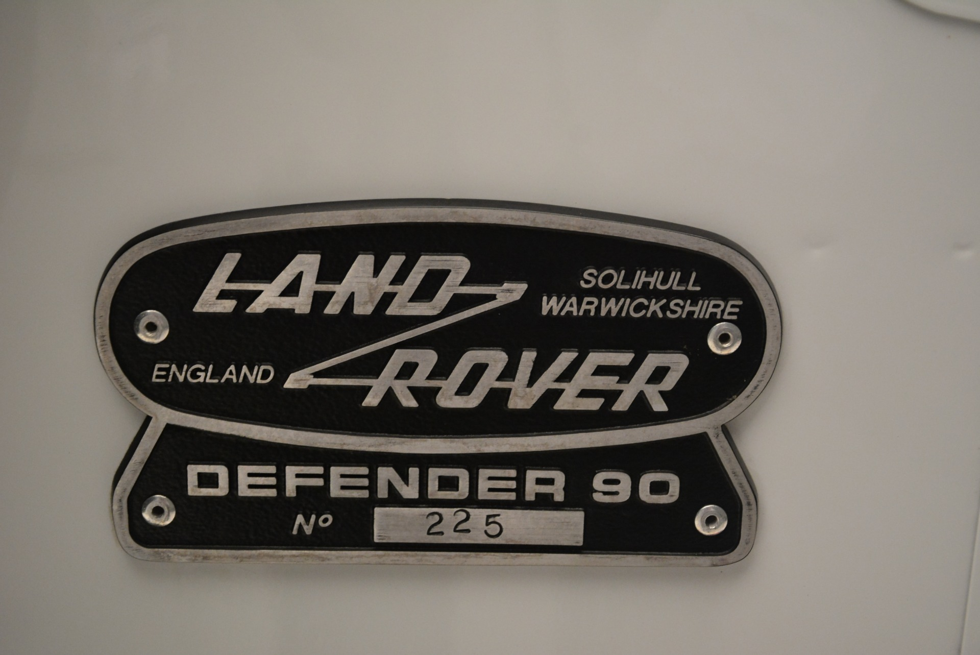 Used 1994 Land Rover Defender 130 Himalaya For Sale In Greenwich, CT 2374_p23