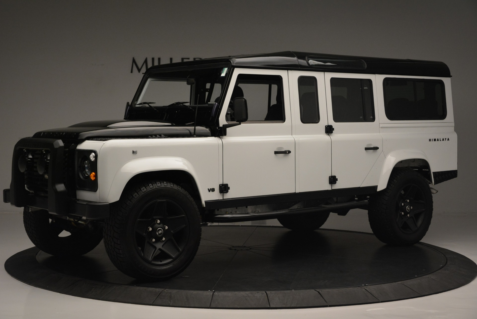 Used 1994 Land Rover Defender 130 Himalaya For Sale In Greenwich, CT 2374_p2
