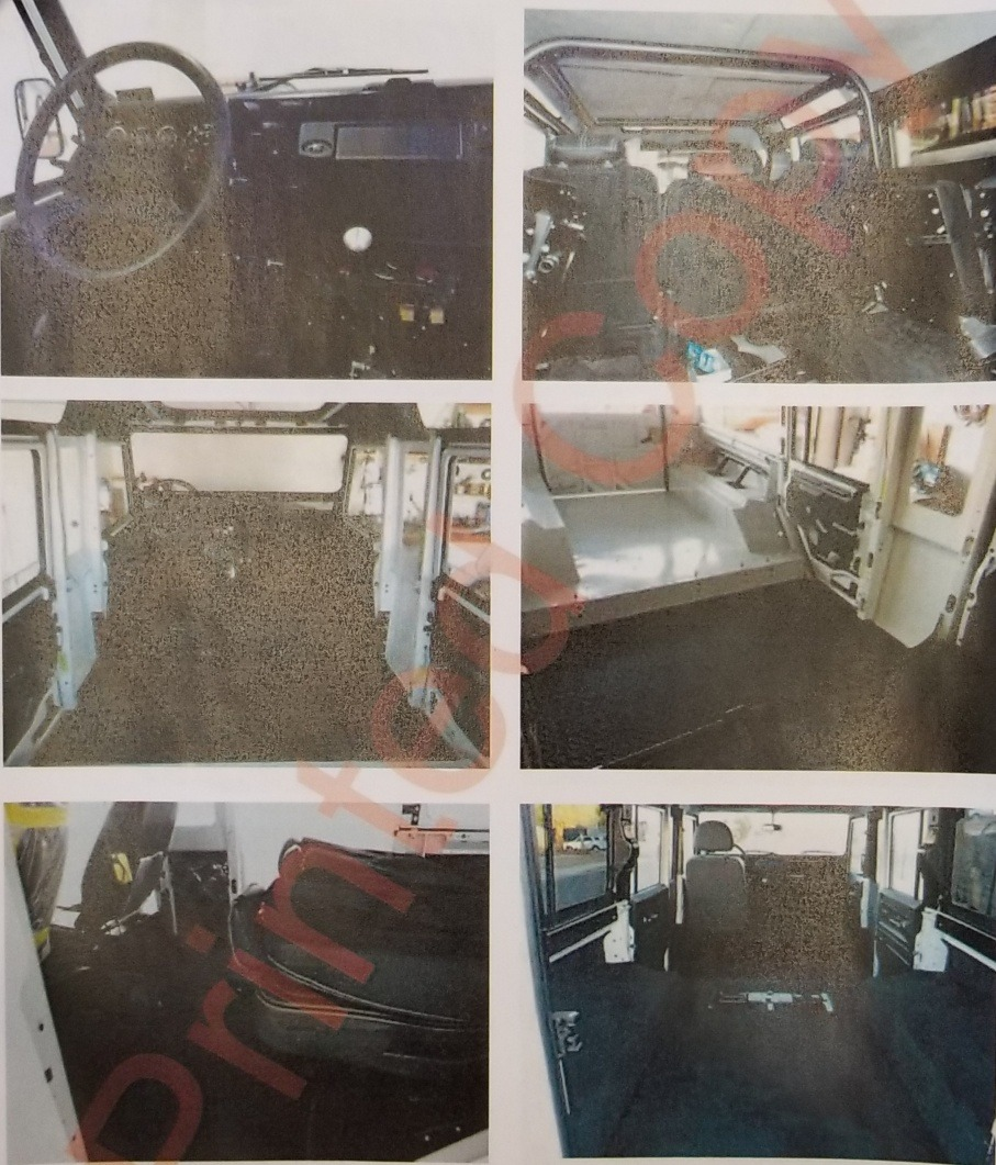 Used 1994 Land Rover Defender 130 Himalaya For Sale In Greenwich, CT 2374_p32
