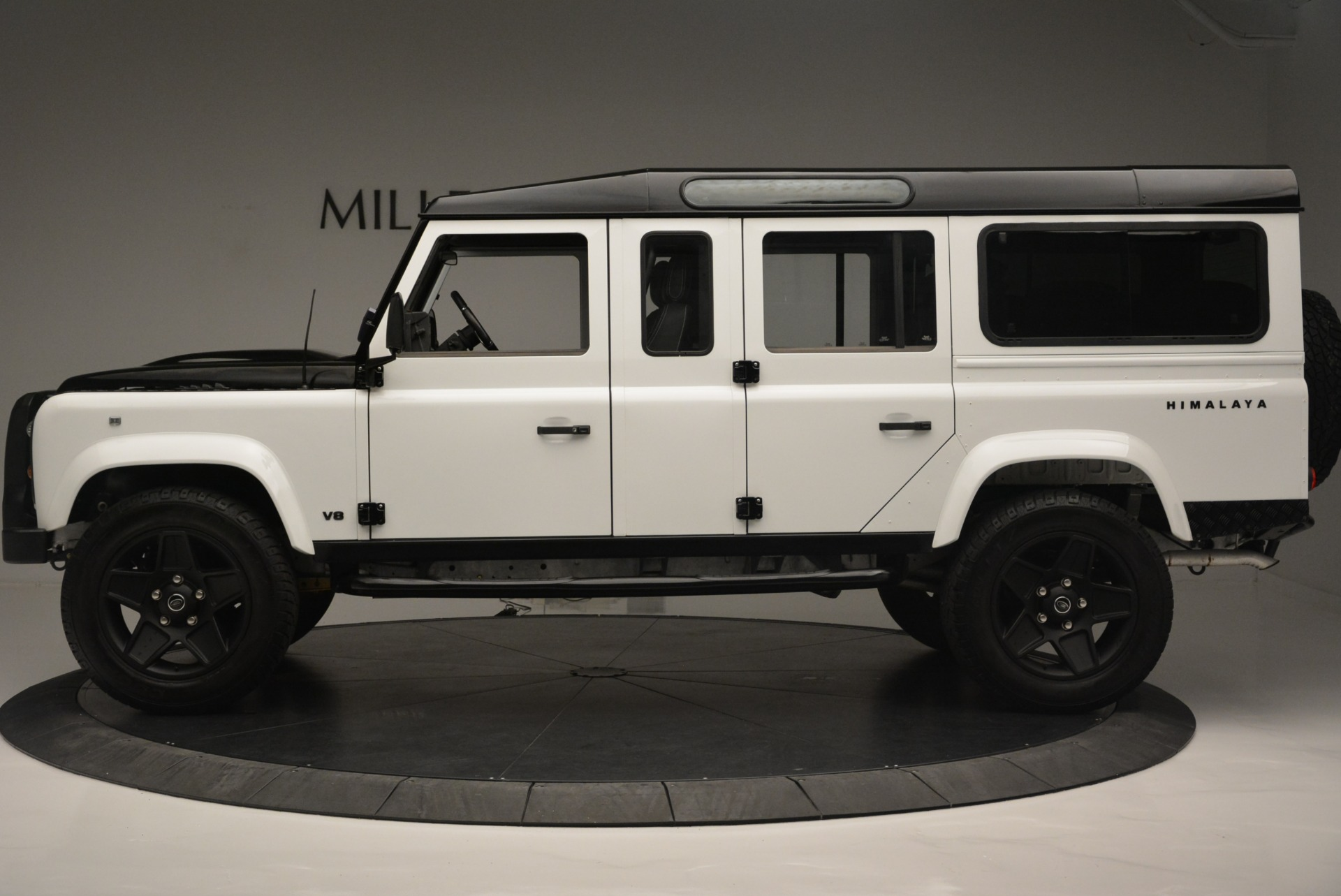 Used 1994 Land Rover Defender 130 Himalaya For Sale In Greenwich, CT 2374_p3