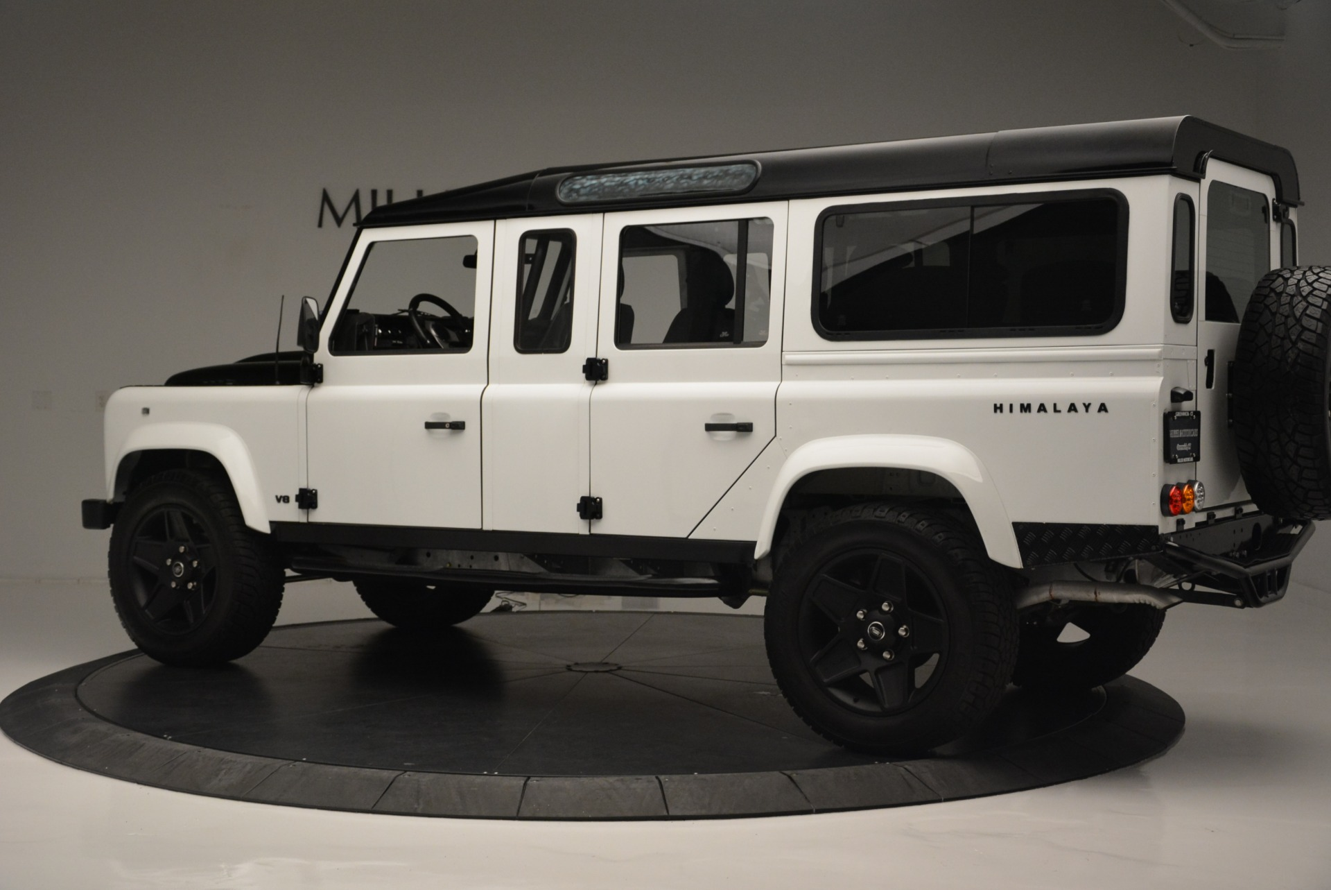 Used 1994 Land Rover Defender 130 Himalaya For Sale In Greenwich, CT 2374_p4