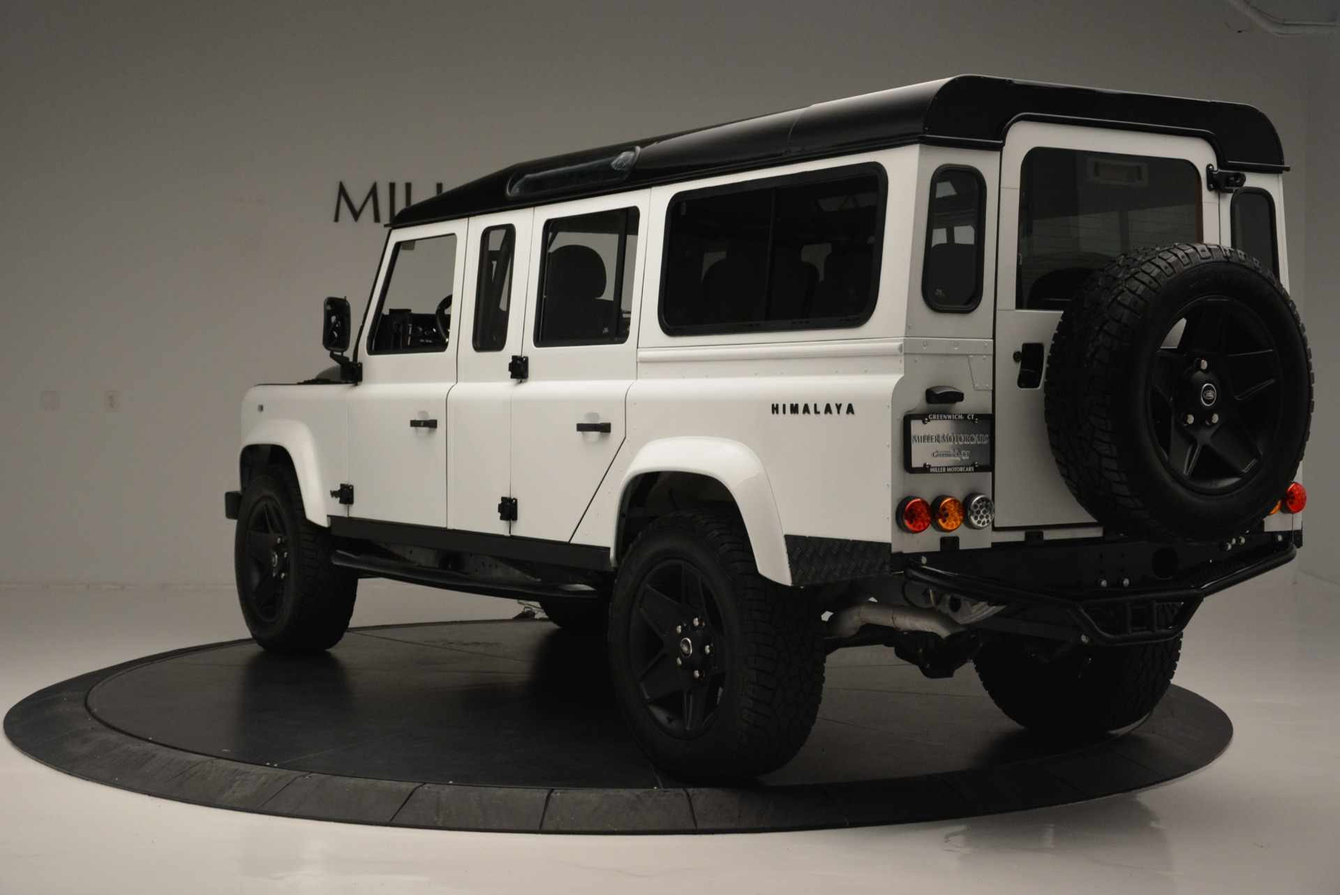 Used 1994 Land Rover Defender 130 Himalaya For Sale In Greenwich, CT 2374_p5