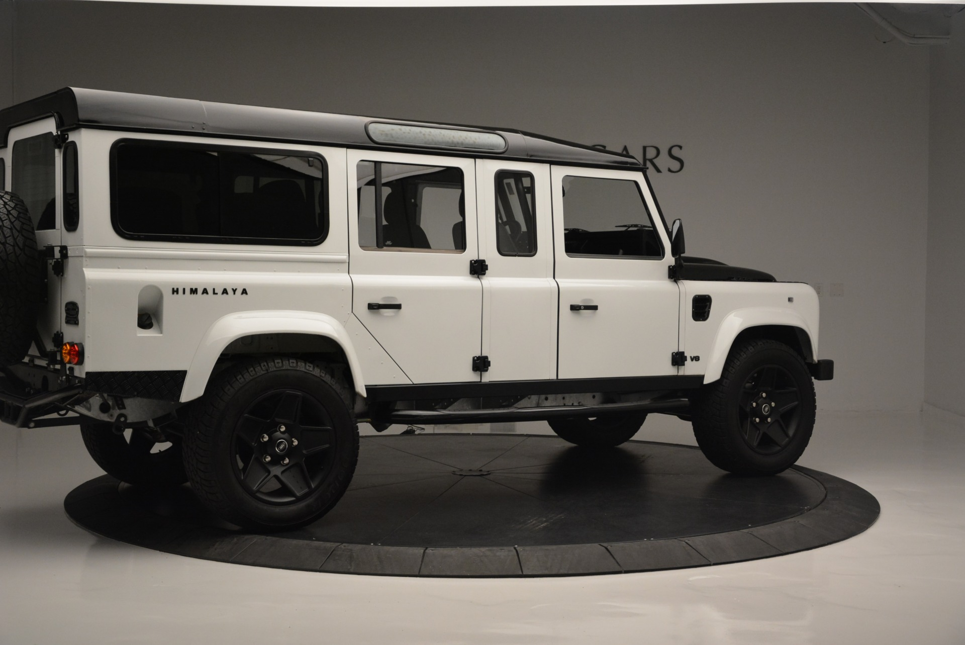 Used 1994 Land Rover Defender 130 Himalaya For Sale In Greenwich, CT 2374_p9