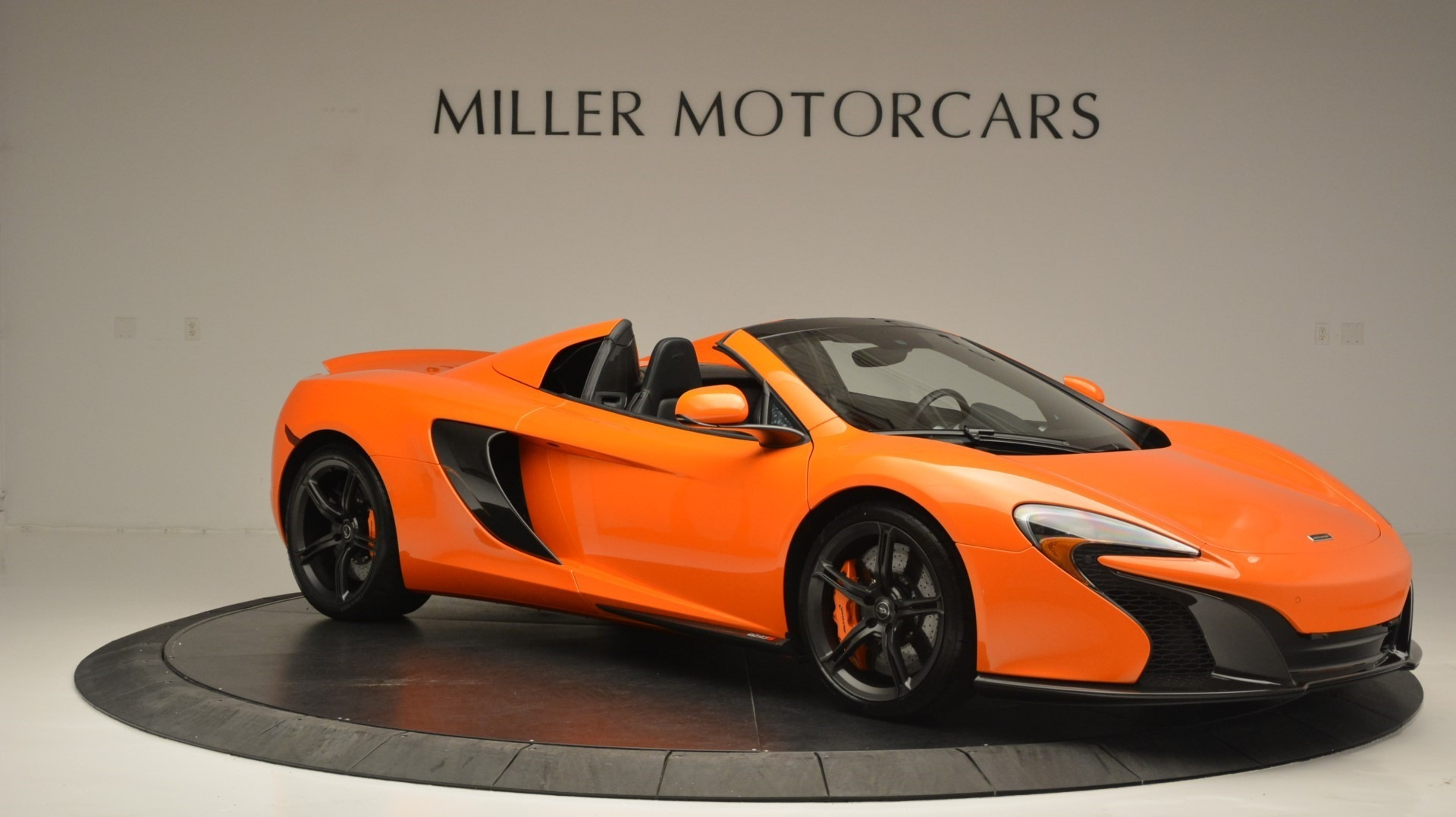 Used 2015 McLaren 650S Spider Convertible For Sale In Greenwich, CT 2375_p10
