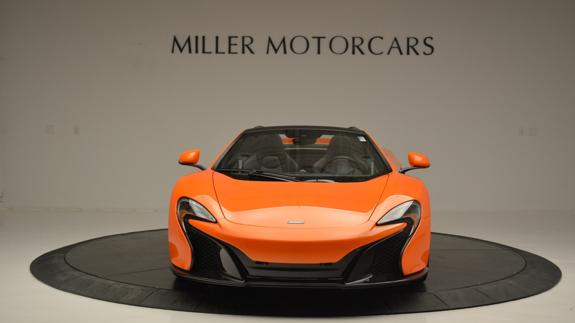 Used 2015 McLaren 650S Spider Convertible For Sale In Greenwich, CT 2375_p12