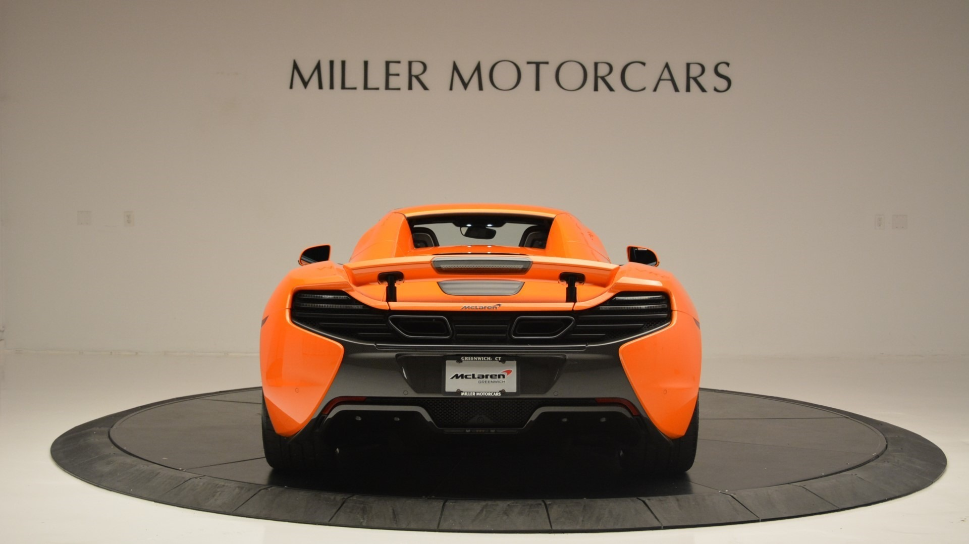 Used 2015 McLaren 650S Spider Convertible For Sale In Greenwich, CT 2375_p18