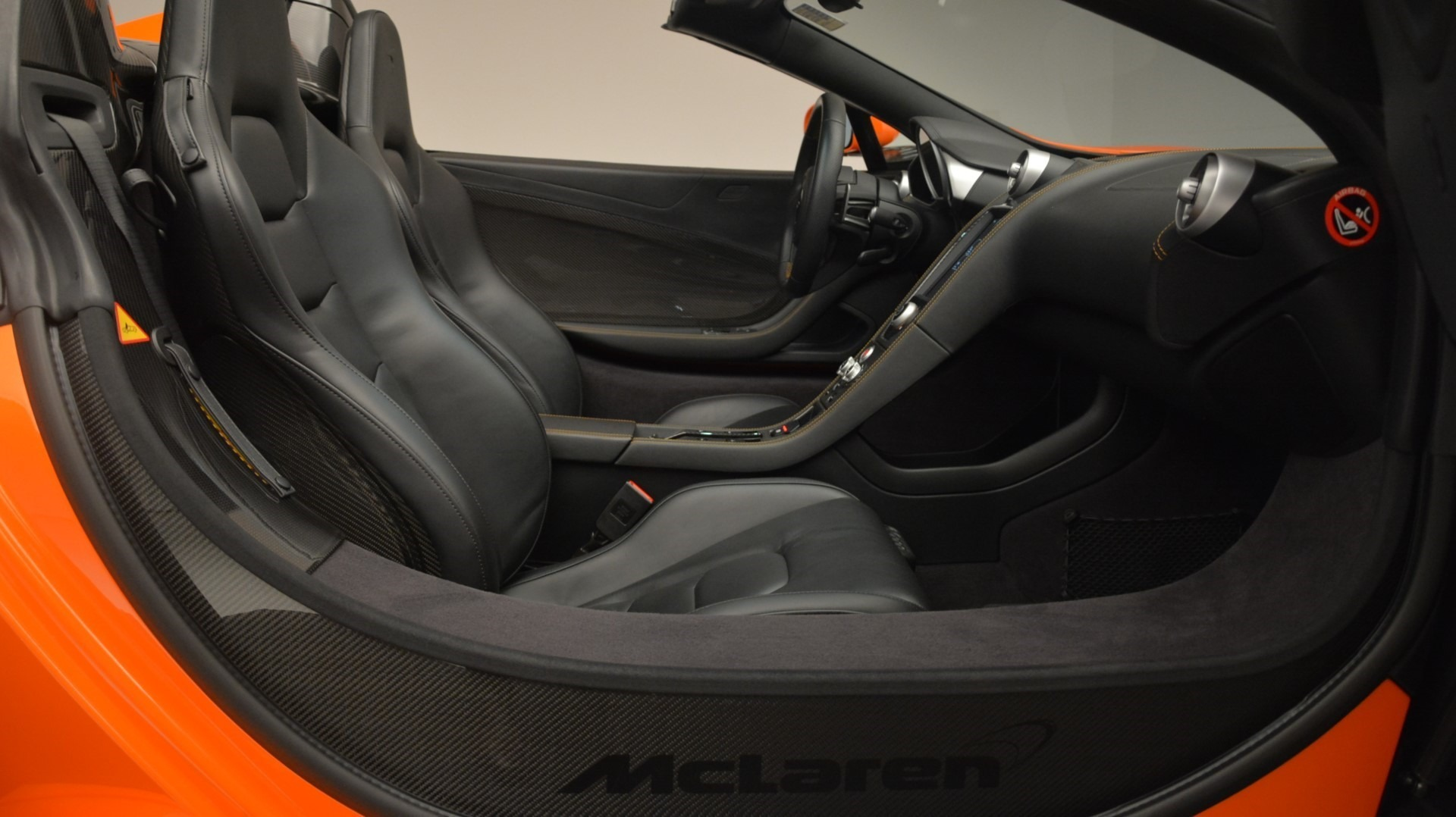Used 2015 McLaren 650S Spider Convertible For Sale In Greenwich, CT 2375_p26