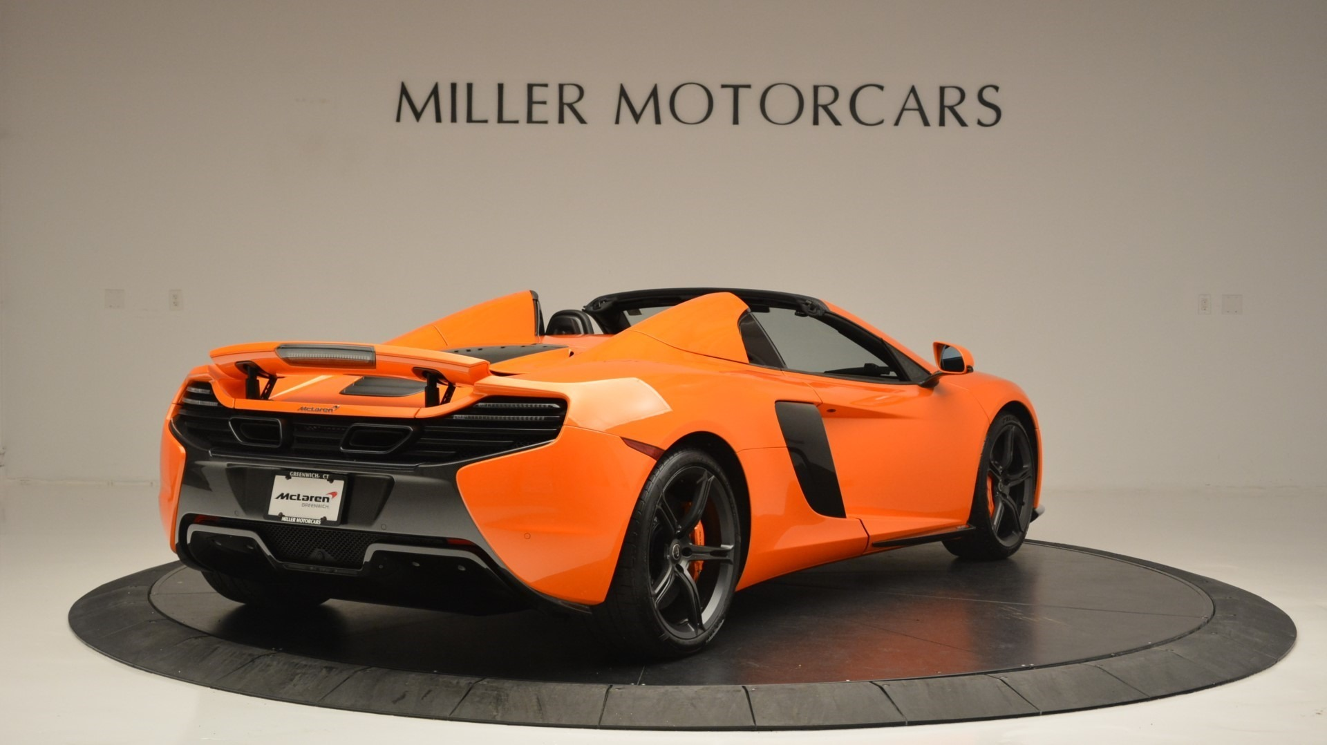 Used 2015 McLaren 650S Spider Convertible For Sale In Greenwich, CT 2375_p7