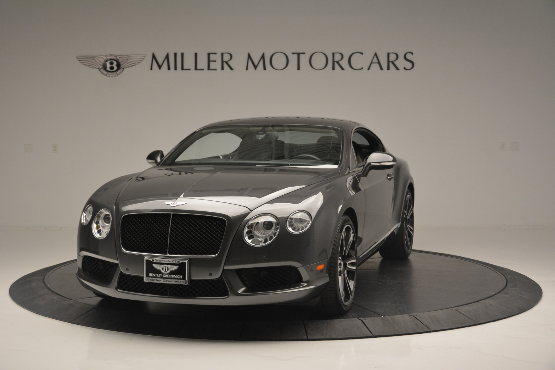 Used 2013 Bentley Continental GT V8 For Sale In Greenwich, CT 2377_main