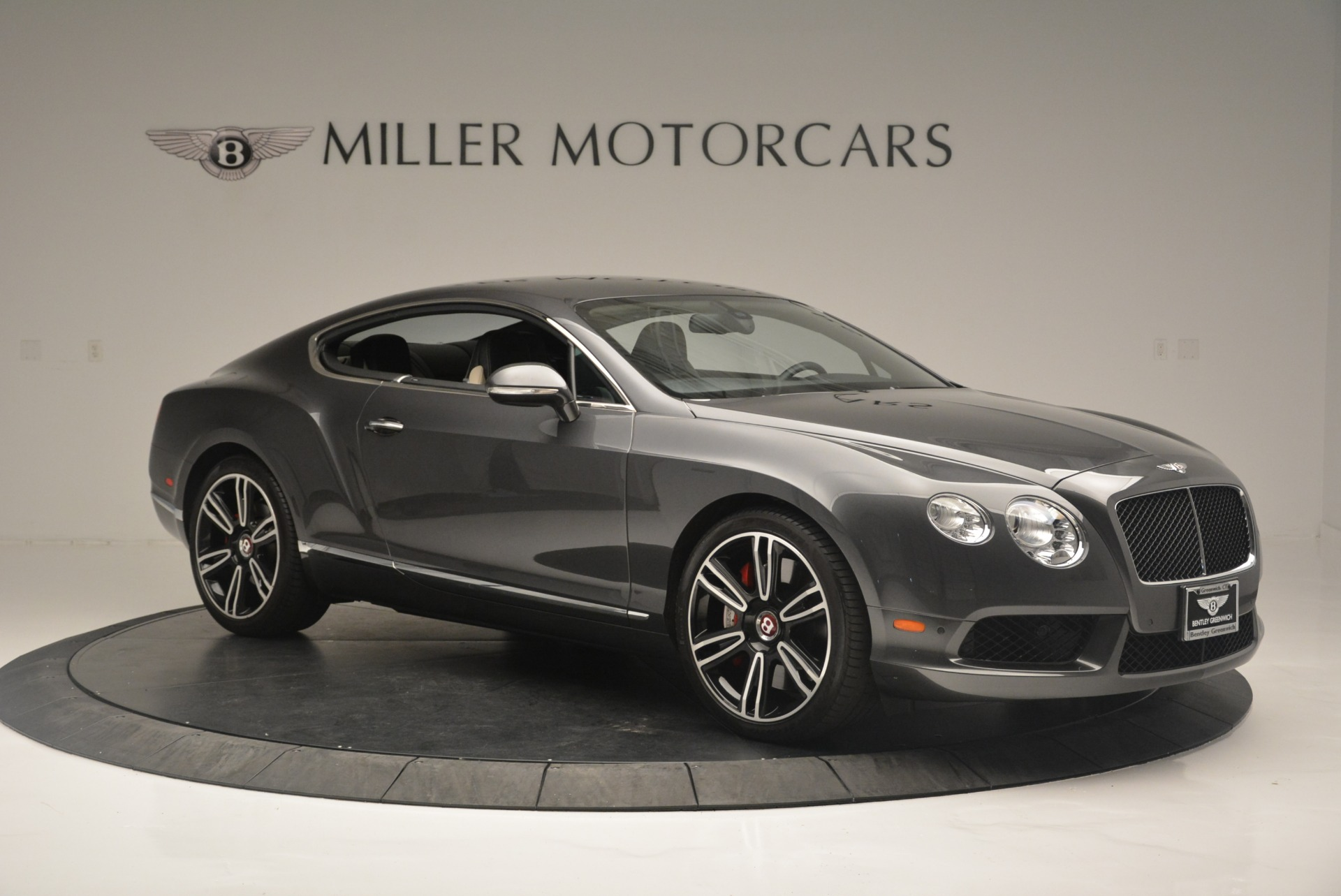 Used 2013 Bentley Continental GT V8 For Sale In Greenwich, CT 2377_p10