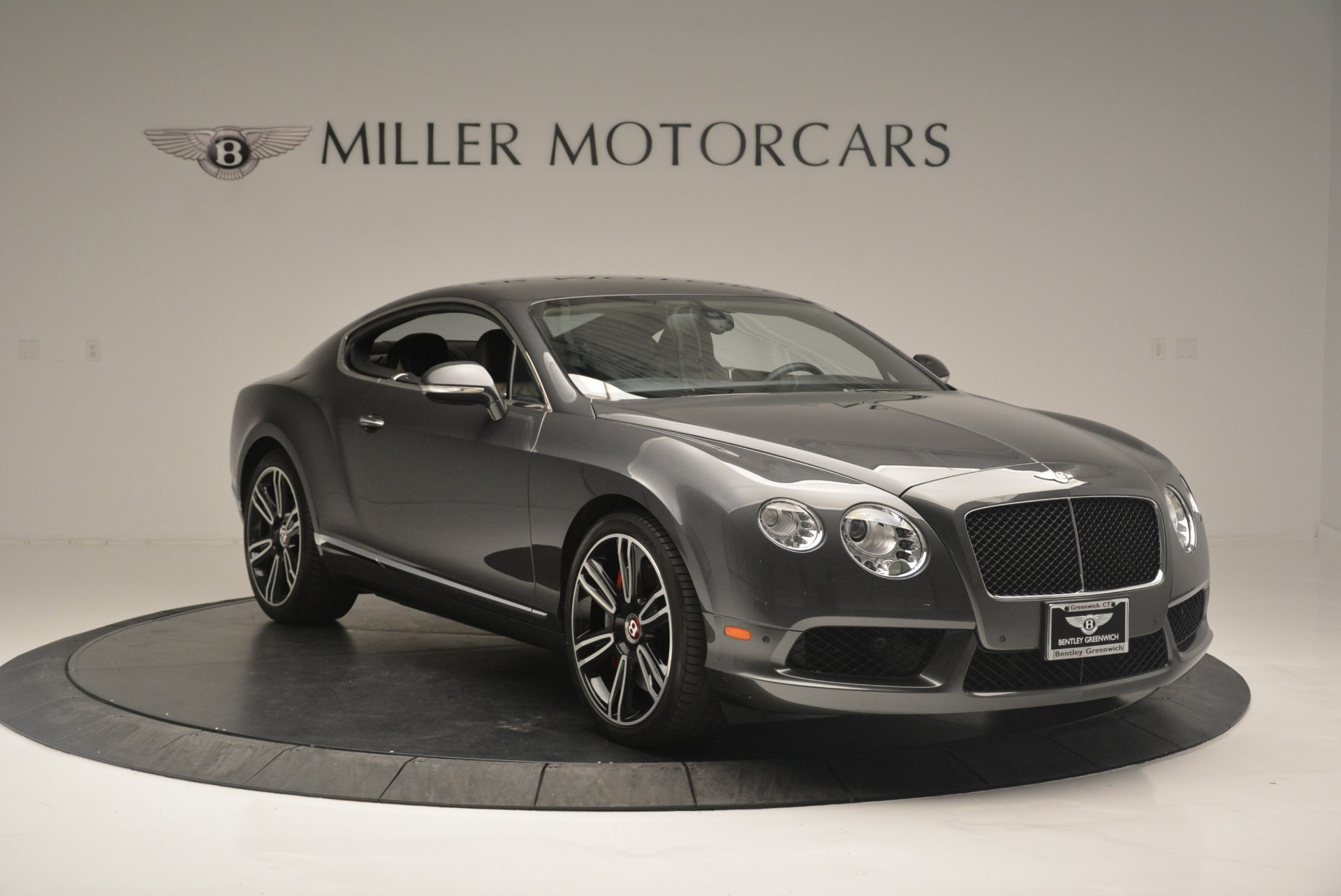 Used 2013 Bentley Continental GT V8 For Sale In Greenwich, CT 2377_p11