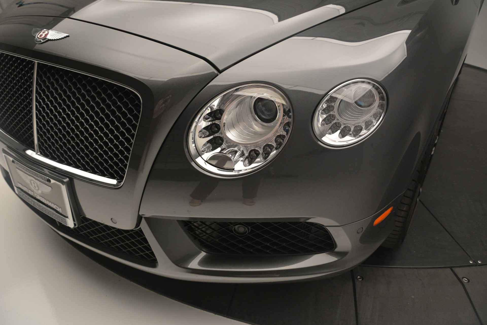 Used 2013 Bentley Continental GT V8 For Sale In Greenwich, CT 2377_p15