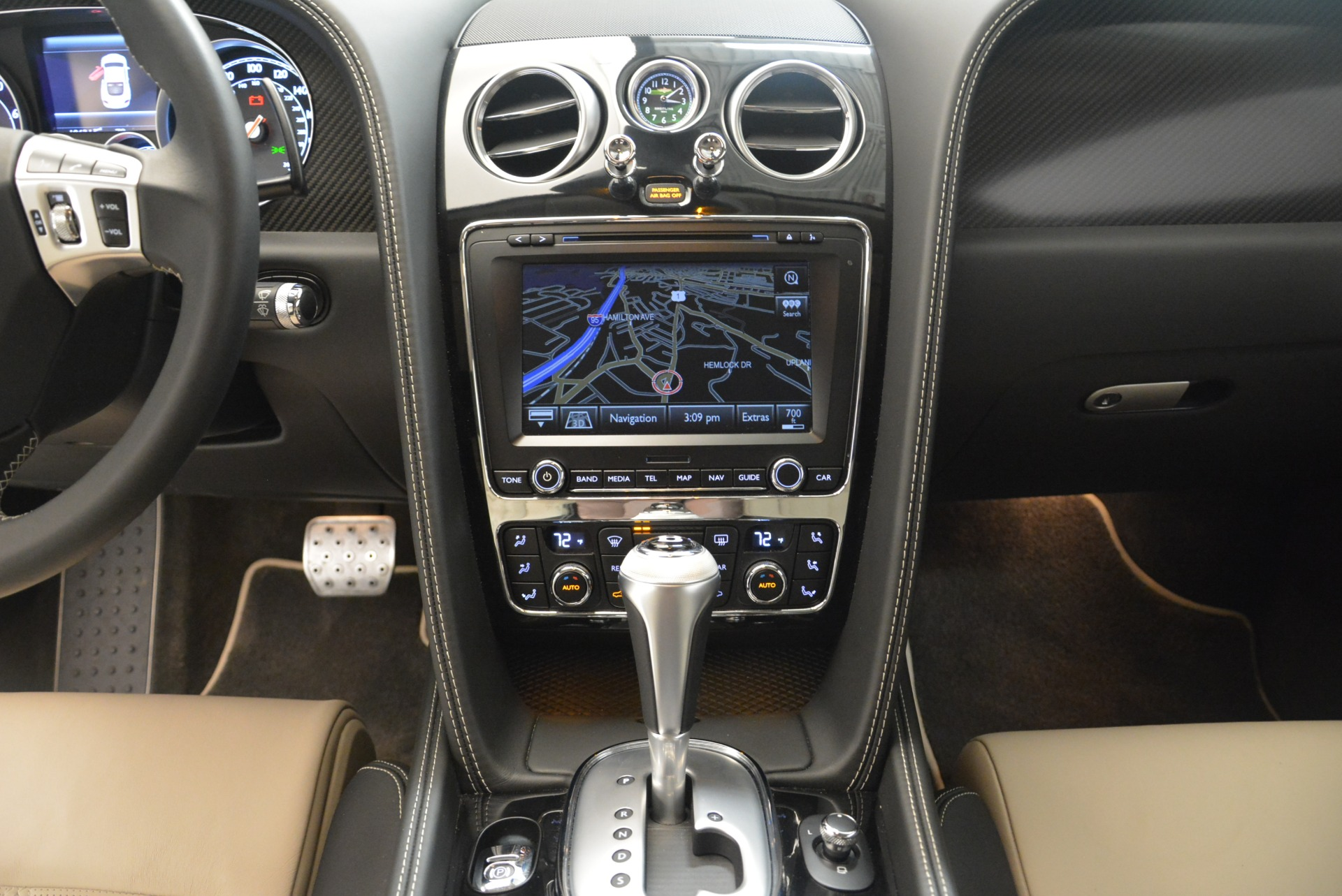 Used 2013 Bentley Continental GT V8 For Sale In Greenwich, CT 2377_p28