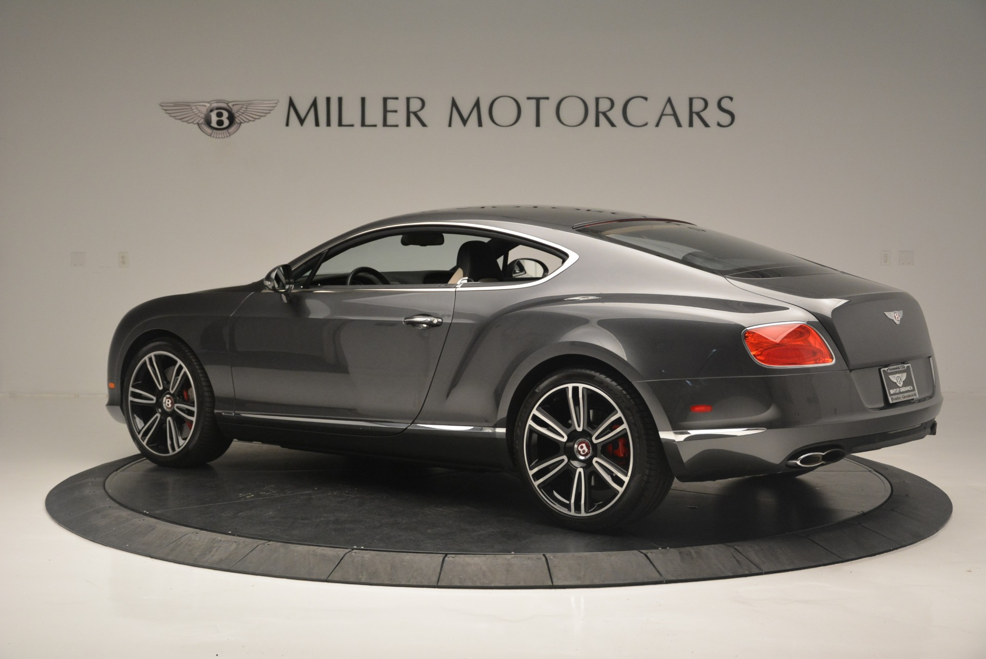 Used 2013 Bentley Continental GT V8 For Sale In Greenwich, CT 2377_p4