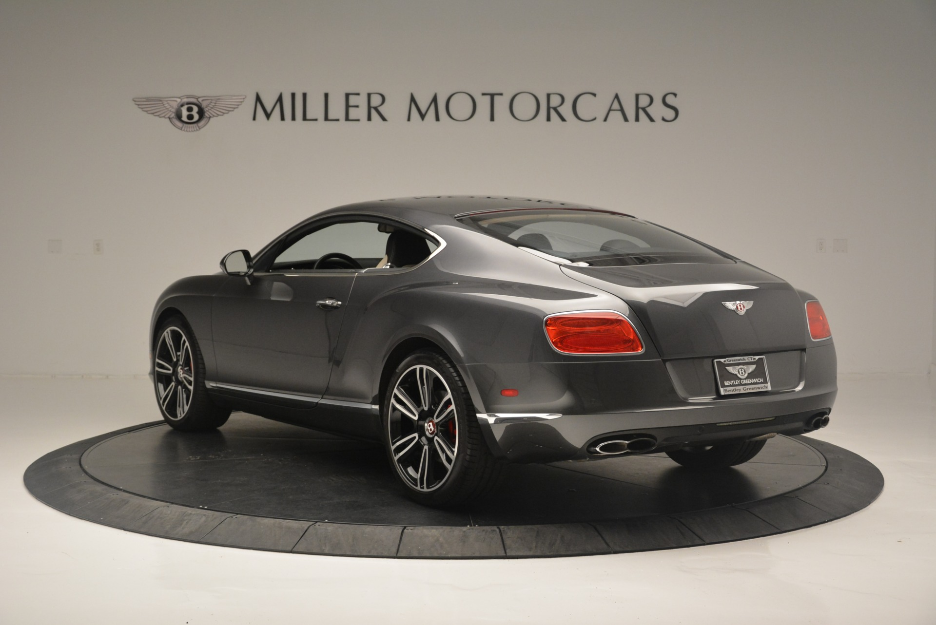 Used 2013 Bentley Continental GT V8 For Sale In Greenwich, CT 2377_p5