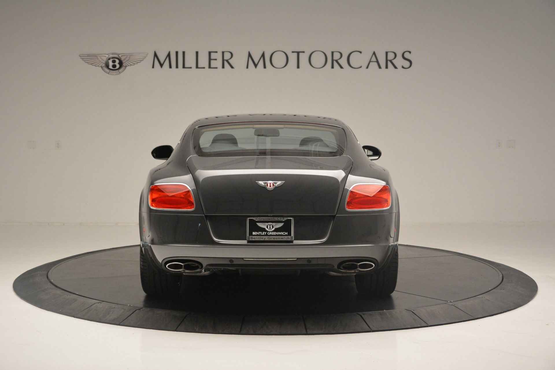 Used 2013 Bentley Continental GT V8 For Sale In Greenwich, CT 2377_p6